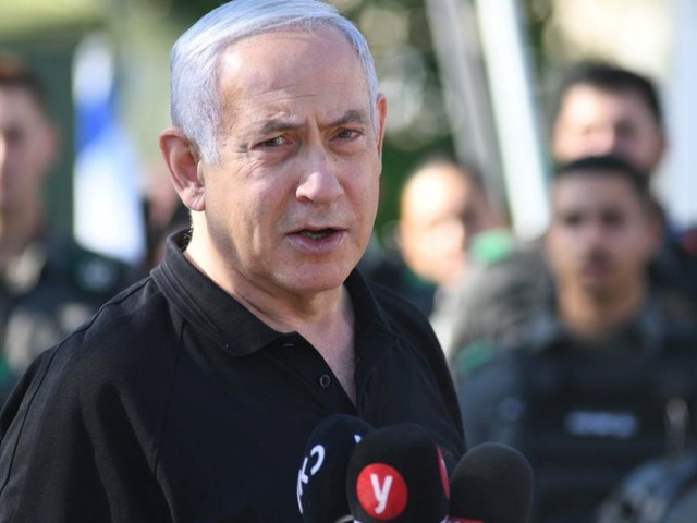 Mitten im Gewaltchaos steigen Netanjahus Chancen, israelischer Premier zu bleiben