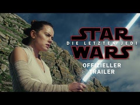 Neuer Trailer: Star Wars: Die letzten Jedi