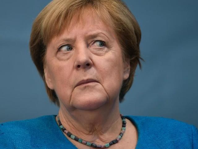 """Merkel wirbt für Laschet: """"Nicht egal, wer regiert"""""""