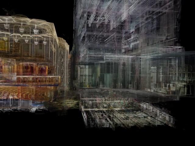 Oper Stuttgart in 3D