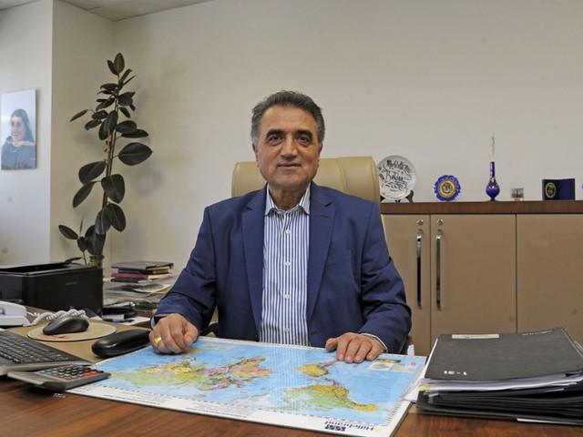 Suntat-Chef Mustafa Baklan: Der Vorzeige-Unternehmer