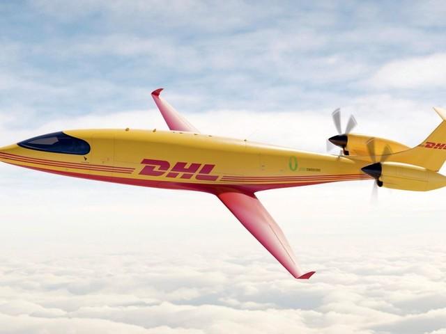"""Deutsche Post: DHL bestellt bei Eviation 12 Elektro-Jets vom Typ """"Alice"""""""
