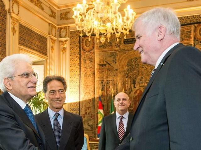 Nach Horst Seehofers Flüchtlingsversprechen - welche Länder folgen dem Beispiel?