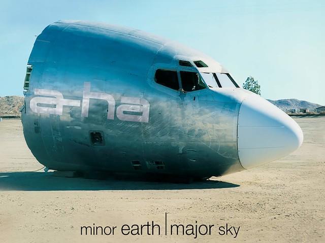 Review: A-ha :: Minor Earth Major Sky