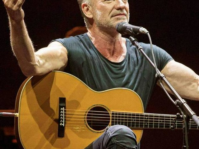 Sting: Comeback! In Spanien - und bei Ina Müller