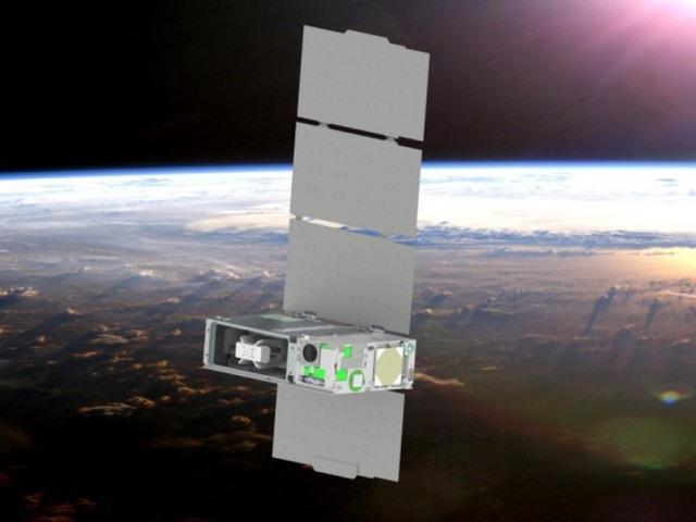 """""""Niedlicher"""" NASA-Satellit untersucht die Atmosphäre von Exoplaneten"""