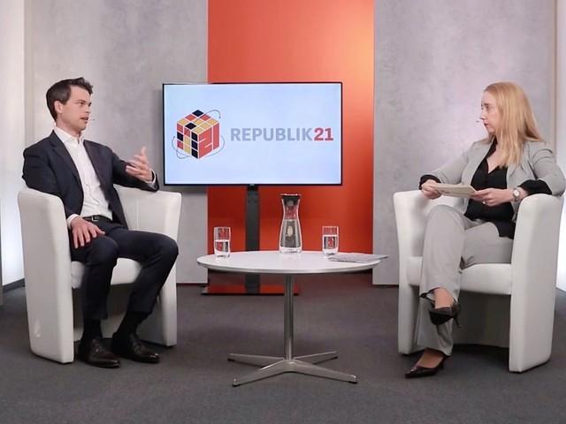 Republik 21 im Gespräch mit Christoph Ploß