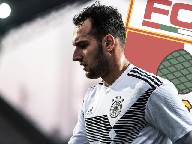 Seeler-Enkel Levin Öztunali offenbar im Fokus des FC Augsburg