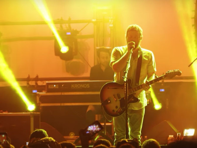 Manchester Orchestra – The Gold (Live)