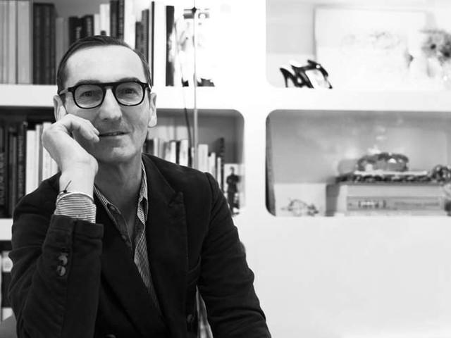 Designer Bruno Frisoni nimmt Abschied von Roger Vivier