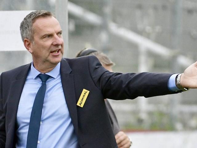 """Dominik Thalhammer: """"Wofür steht ein Trainer?"""""""