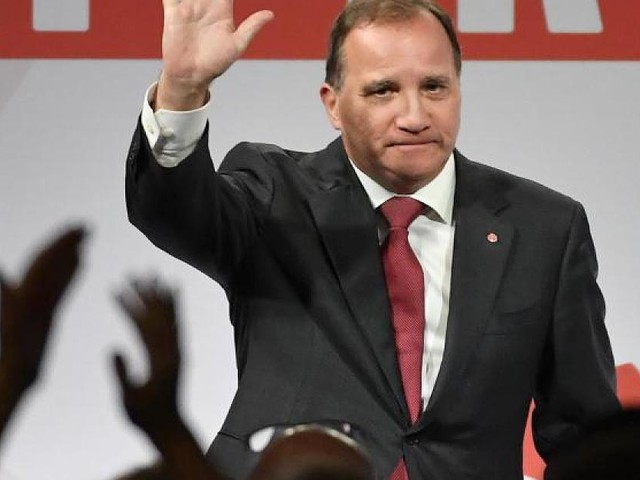 Schweden - Löfven wieder zum Ministerpräsident gewählt