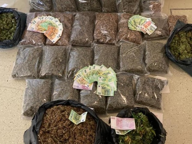 Wien: Drogen im Wert von einer halben Million Euro sichergestellt