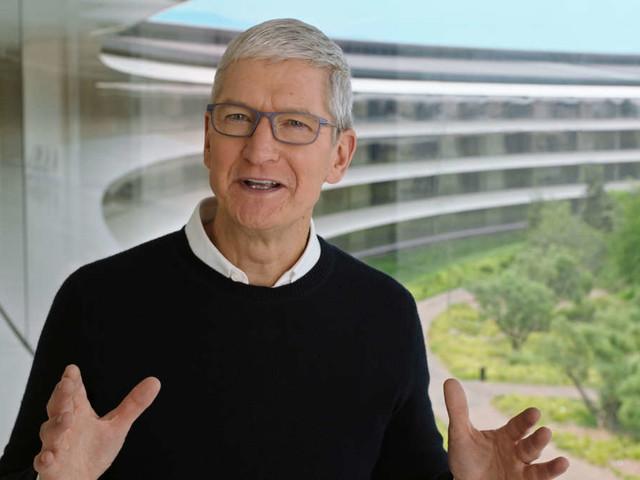 Tim Cook gibt Riesen-Überraschung auf Apple-Keynote bekannt: Das gab es seit neun Jahren nicht mehr