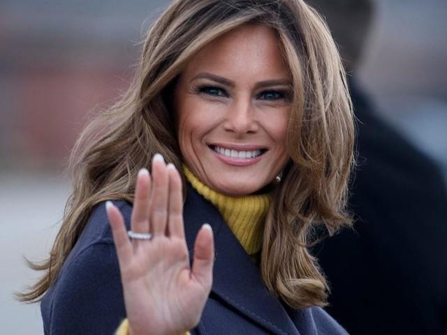 Noch als First Lady: Melania Trumps Nachricht an Vertraute enthüllt Brisantes