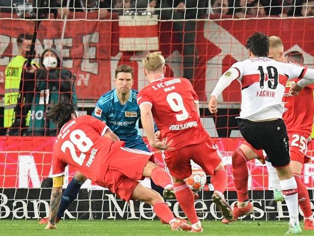 VfB Stuttgart gegen Union Berlin: 1:1 – Wahid Faghir lässt die VfB-Fans in letzter Minute jubeln