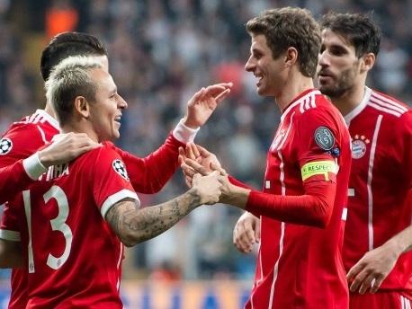 Bayern München: Der Gipfel der Gefühle