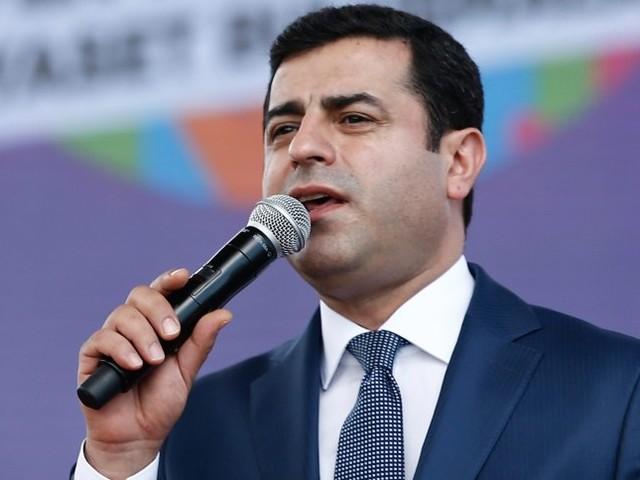 Bürgermeisterwahl in Istanbul: Inhaftierter Politiker Demirtas gibt Wahlempfehlung ab