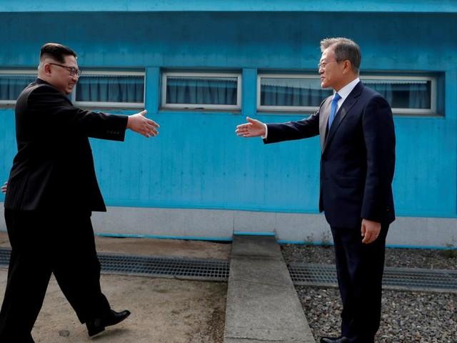 Nord- und Südkorea sprechen laut Insider über mögliches Gipfeltreffen