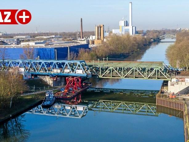 Güterverkehr: Bahn geht die nächsten sieben Kilometer Betuwe-Strecke an
