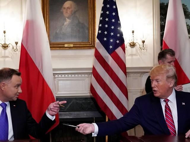 """Nato: """"Fort Trump"""" in Polen hätte ihm gefallen"""