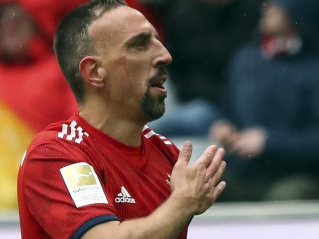 """Ribery: """"Komme zu 100 Prozent wieder nach München"""""""