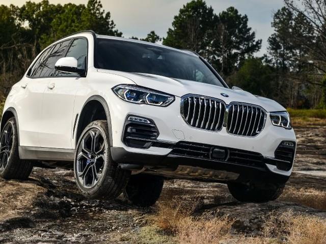 Autogramm BMW X5: Auf großem Fuß