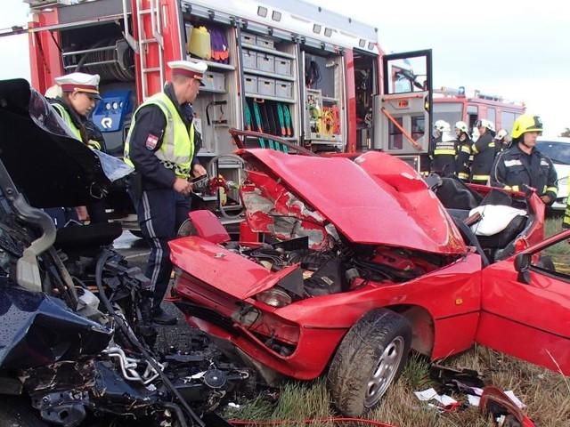 Fünf schwere Verkehrsunfälle am Wochenende