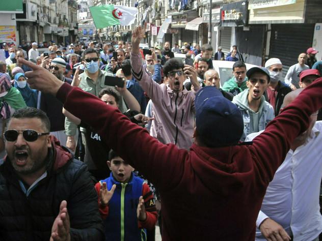 Wahl in Algerien: Umbruch bleibt aus