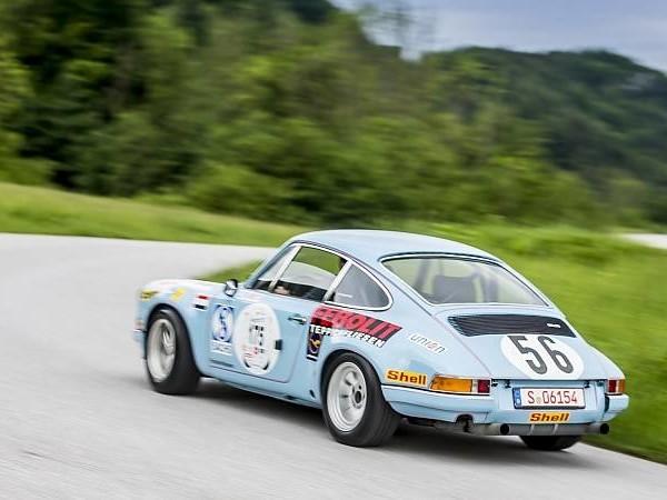 Porsche 911 S/T 2.5: Alleskönner