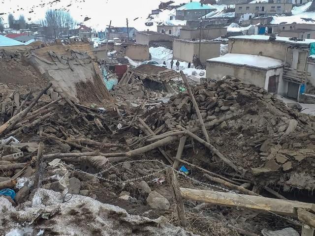 Türkei: Mehrere Tote bei Erdbeben im Grenzgebiet zu Iran