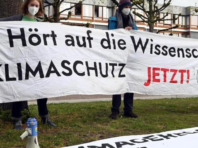 Urteil des Verfassungsgerichts ist ein Klimaknaller aus Karlsruhe