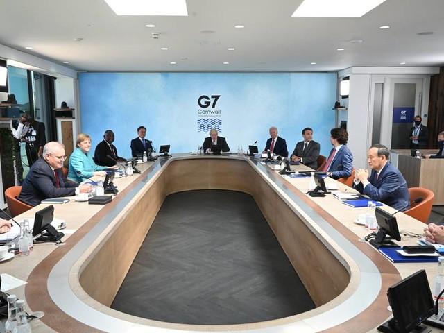 G7-Staaten einigen sich offenbar auf härteren Kurs gegenüber China