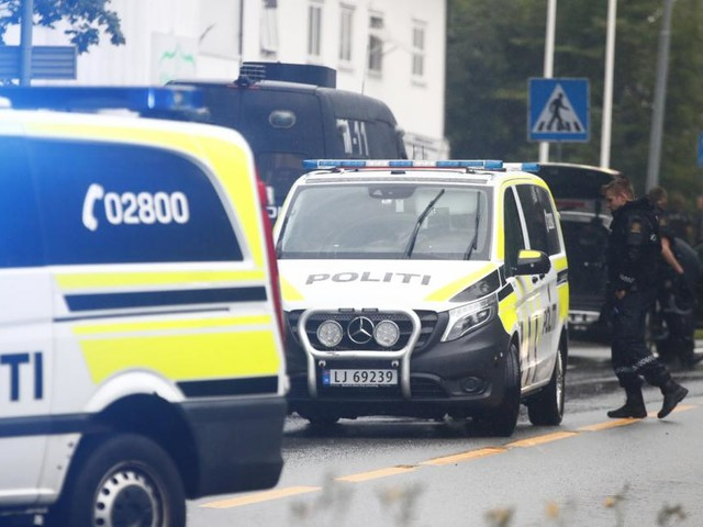 Anschlag in Norwegen: Tatverdächtiger weist Vorwürfe zurück