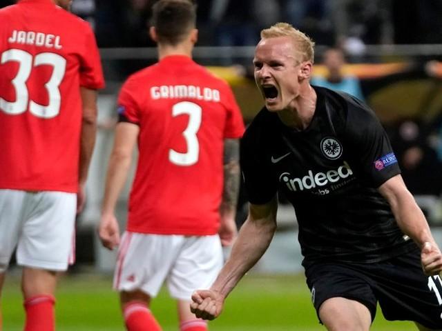 Europa League: Aufholjagd gegen Benfica- Eintracht zieht ins Halbfinale ein