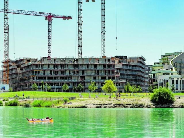 Seestadt Aspern: Ärger im Paradies