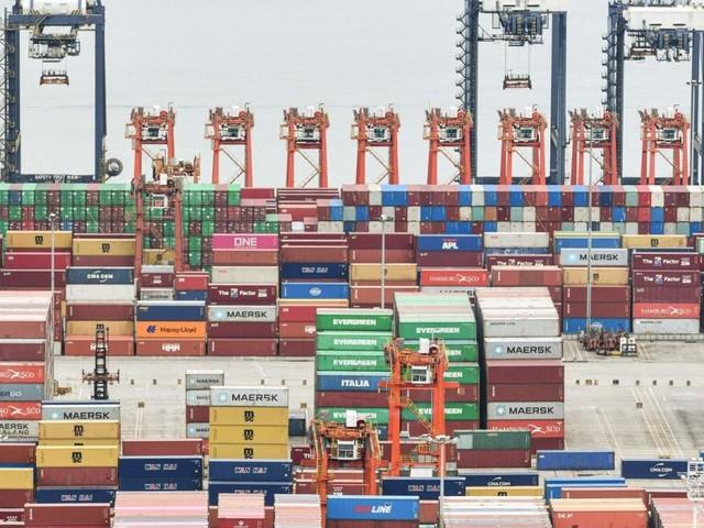 Containerkrise führt zu Lieferengpässen im Handel