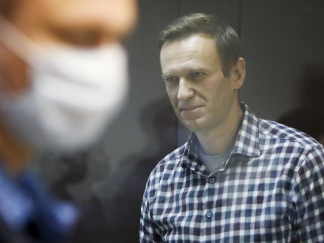 Inhaftierter Kreml-Kritiker Nawalny tritt in Hungerstreik