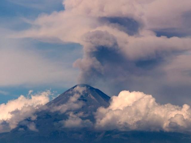 Popocatépetl: Mexikanische Behörden warnen vor Vulkanausbruch
