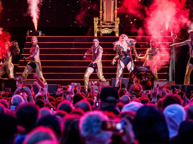 Jazz Open auf dem Schlossplatz: Christina Aguilera bringt Showbiz nach Stuttgart