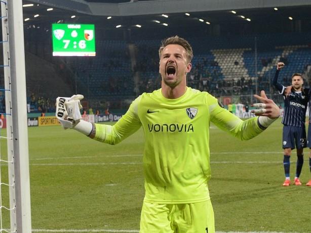 Pokalsieg: Bochum gewinnt im Elfmeterschießen