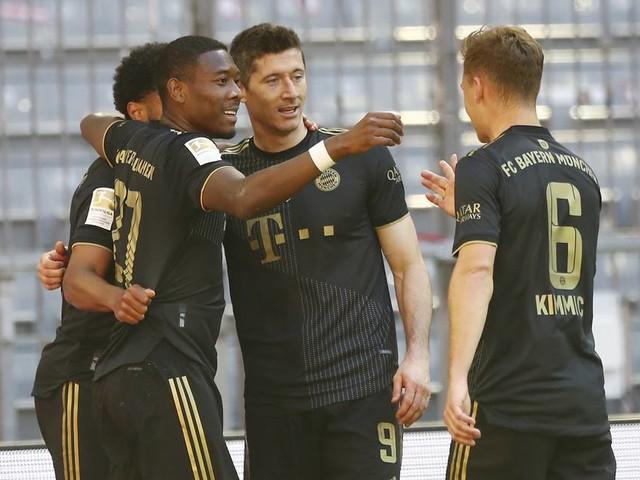 Bundesliga-Zusammenfassung: Lewandowski stellt neuen Torrekord auf – Kruse köpft Union nach Europa