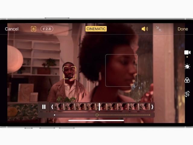 Kinomodus des iPhone 13 (Pro) könnte die Filmarbeit revolutionieren