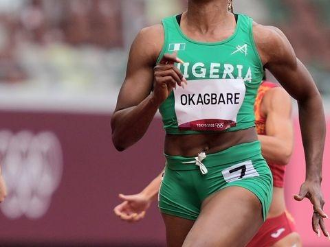 Positiver Doping-Test: Nigerias Sprintstar Okagbare suspendiert