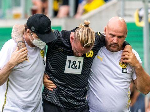 Borussia Dortmund: BVB vorerst ohne Marius Wolf und Bynoe-Gittens