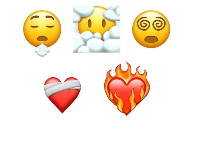 Für WhatsApp & Co.: Diese neuen Emojis für 2021 stehen fest