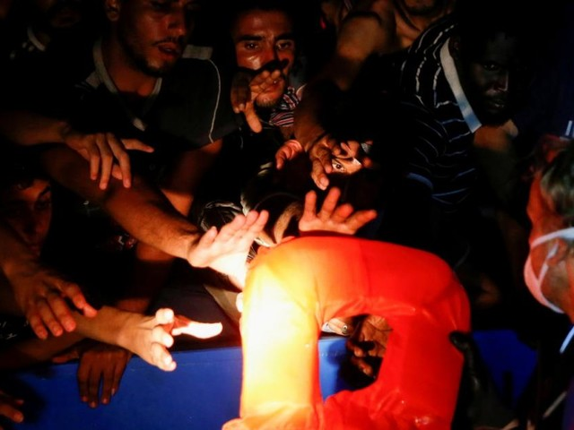 NGOs retteten neuerlich 800 Migranten aus dem Mittelmeer