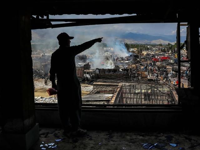 Afghanistan: Die NATO zieht ab, die Taliban greifen an