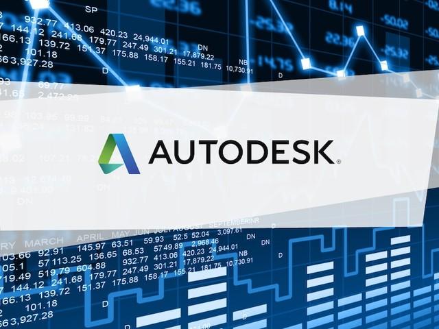 Autodesk-Aktie Aktuell - Autodesk gewinnt 1,4 Prozent