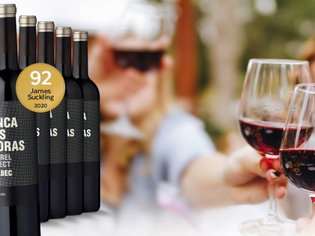 Shopping-Deal mit FOCUS Online - Prämierter Malbec Rotwein aus Argentinien: Zehn Flaschen für nur 49 Euro statt 89,50 Euro